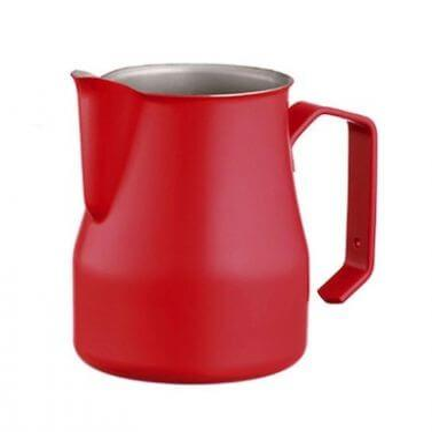 Motta Europa Milk Jug 350ml - Red