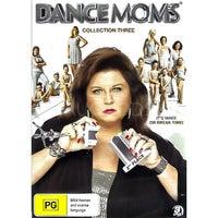 DANCE MOMS: COLLECTION 3 - DVD Series Rare Aus Stock New Region 4