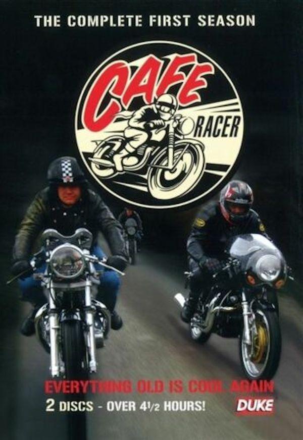 Cafe Racer : Season 1 (2-Disc Set) Region Free - DVD Series New