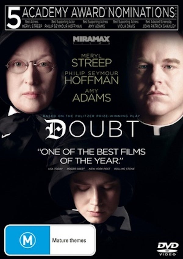 Doubt - Rare DVD Aus Stock Preowned: Excellent Condition