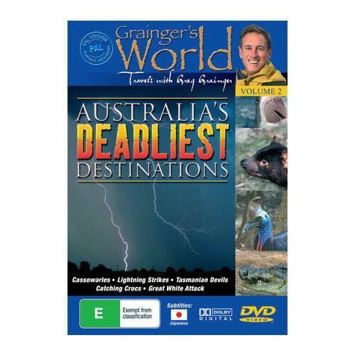 Graingers World Australia's Deadliest Destinations 2