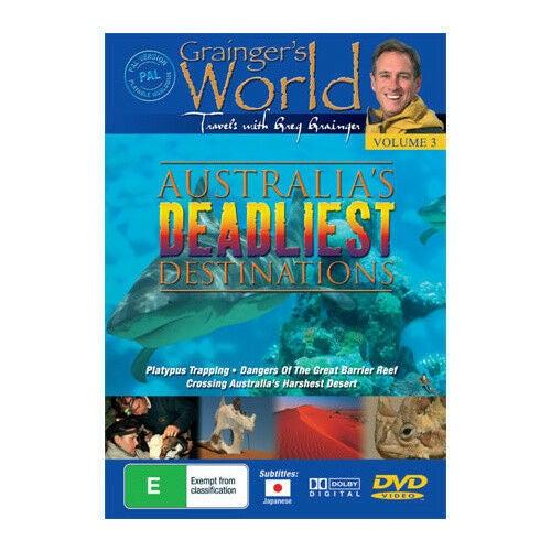 Graingers World Australia's Deadliest Destinations 3