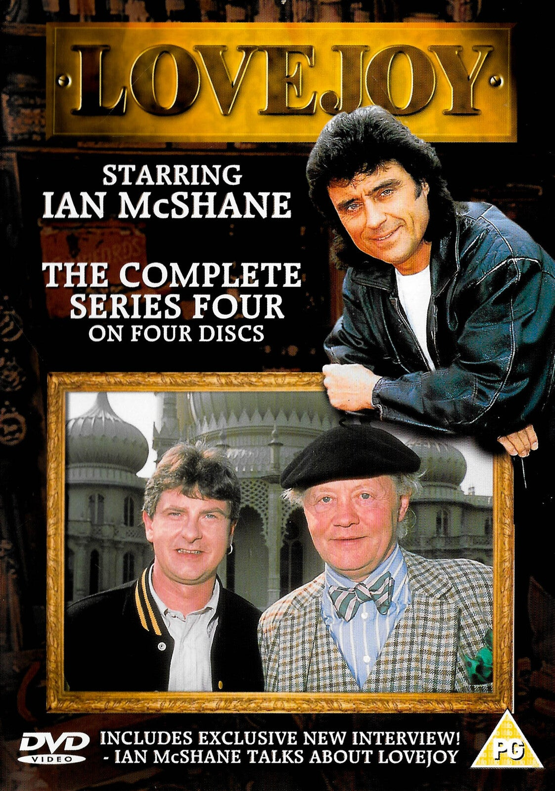 Lovejoy: The Complete Series 4 -Rare DVD Aus Stock Preowned: Excellent Condition