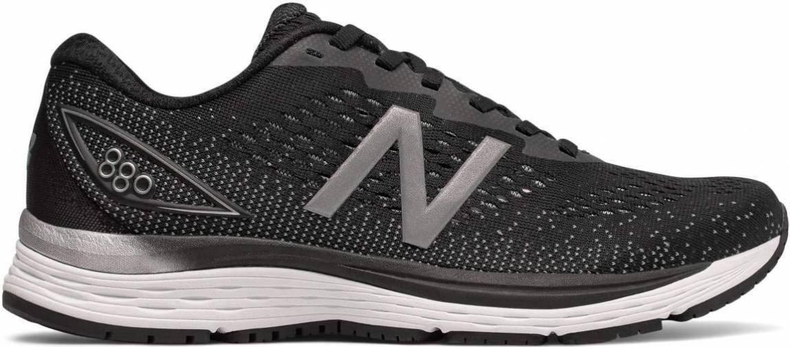 New Balance Women's Flash Running Shoes, Black, 6 US (Narrow)