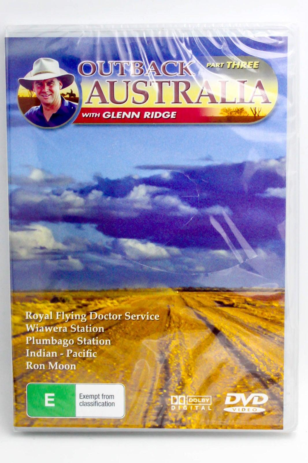 Outback Australia with Glenn Ridge Part 3 -Educational DVD Series New