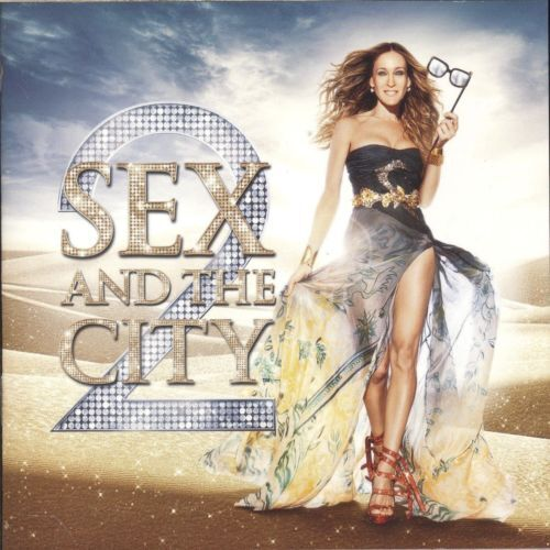 Sex And The City 2 Dido Liza Minelli Alicia keys MUSIC CD NEW SEALED
