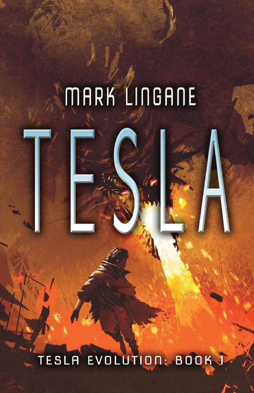 Tesla Mark Lingane Paperback Book