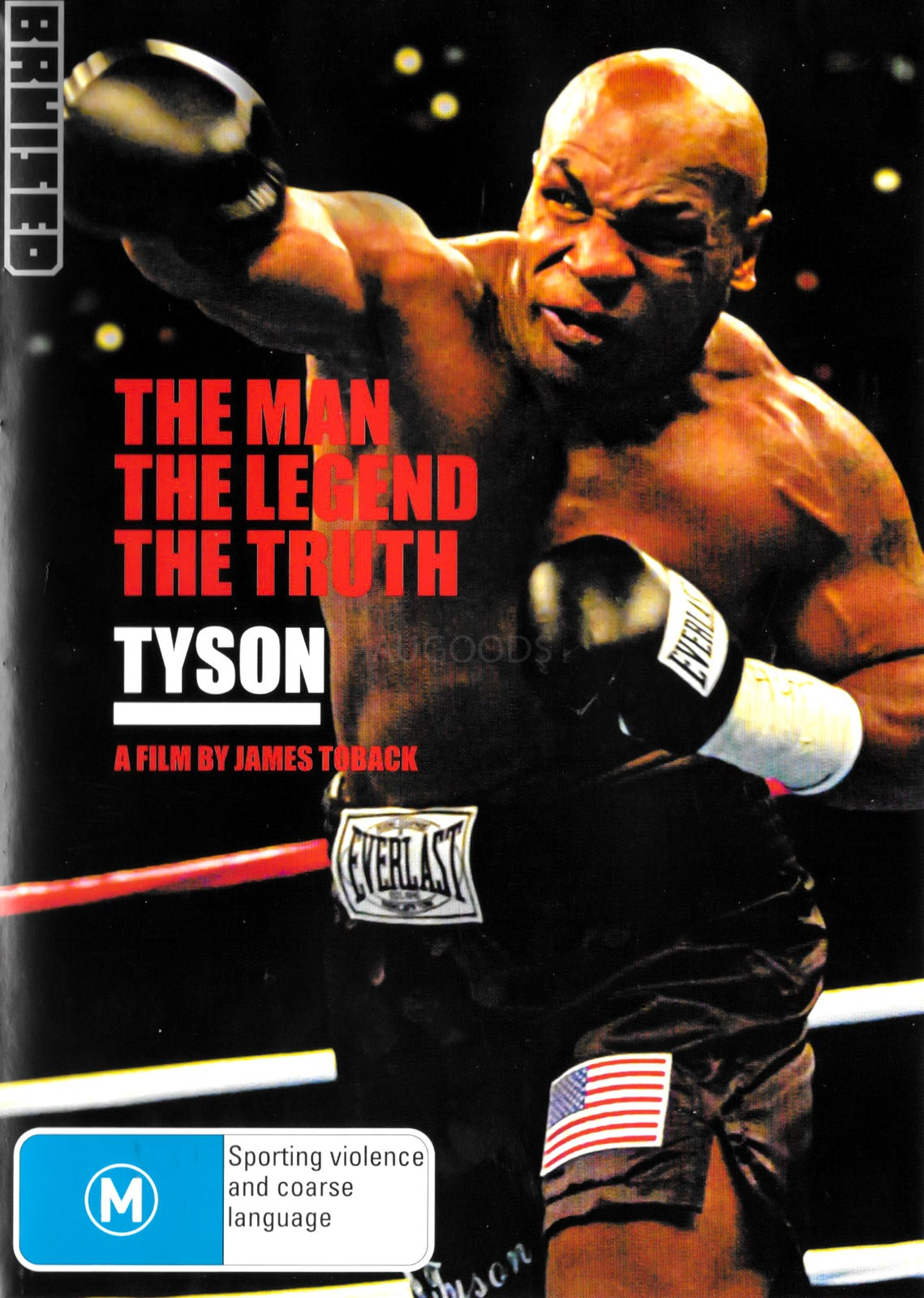 Tyson - Rare DVD Aus Stock Preowned: Excellent Condition