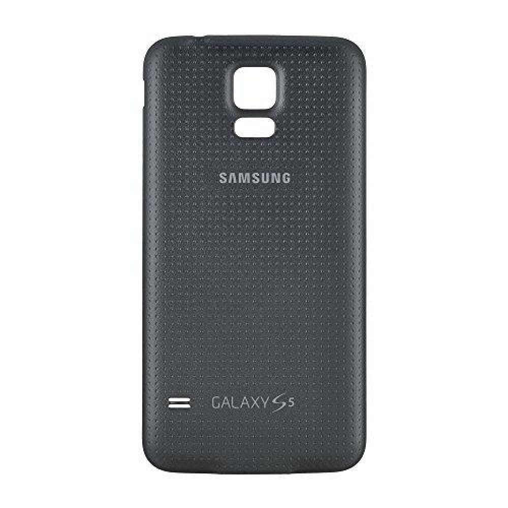 Samsung Galaxy S5 G900I Battery Back Cover Spare Part - Black
