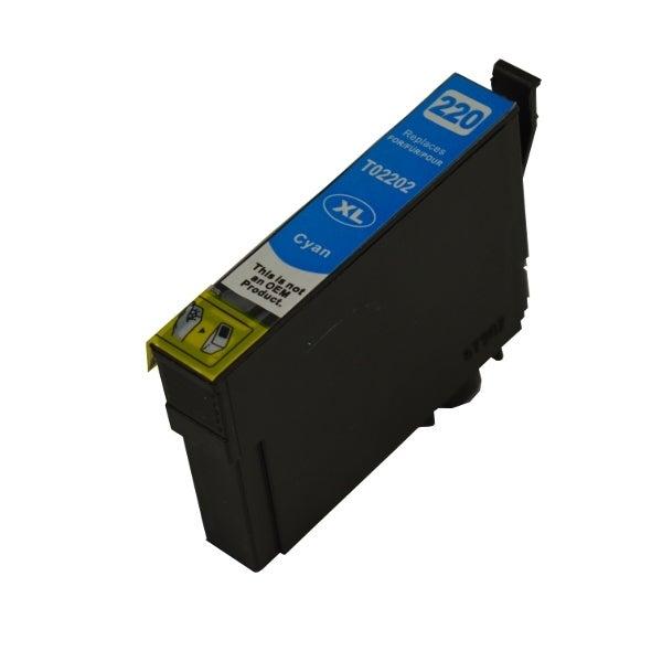 220CXL Cyan Premium Compatible Inkjet Cartridge