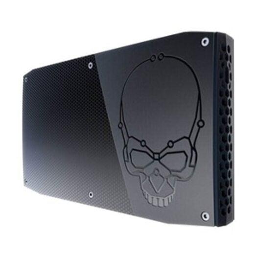 INTEL NUC mini PC i7-6770HQ 3.5GHz 2xDDR4 SODIMM 2xM.2 SATA/PCIe SSD mDP HDMI 3xDisplays 4K USB-C GbE LAN Wifi BT 4xUSB3.0 1xUSB3.1 Thunderbolt~Power