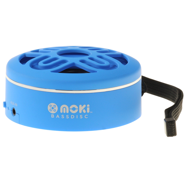 MOKI BassDisc - Blue
