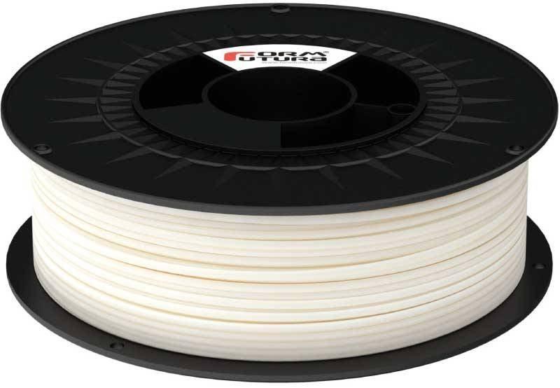 PLA 3D Printer Filament Premium PLA 1.75mm Frosty White 2300 gram