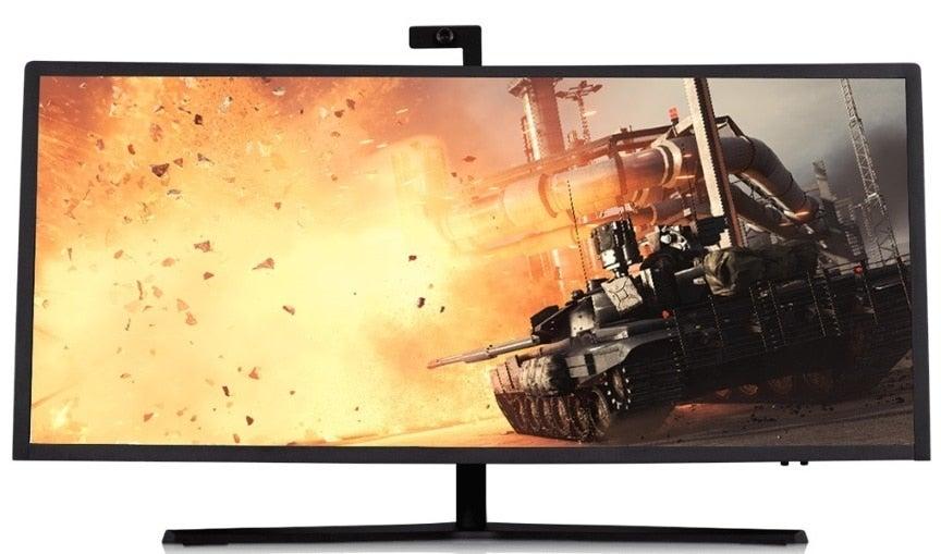 Resistance Beast 34'' AIO - Intel Core i7-8700, Samsung 34' WQHD Curved 3440x1440 Display, 16GB DDR4 2400MHz, 250GB SSD+1TB, GTX1050 2GB, W10H