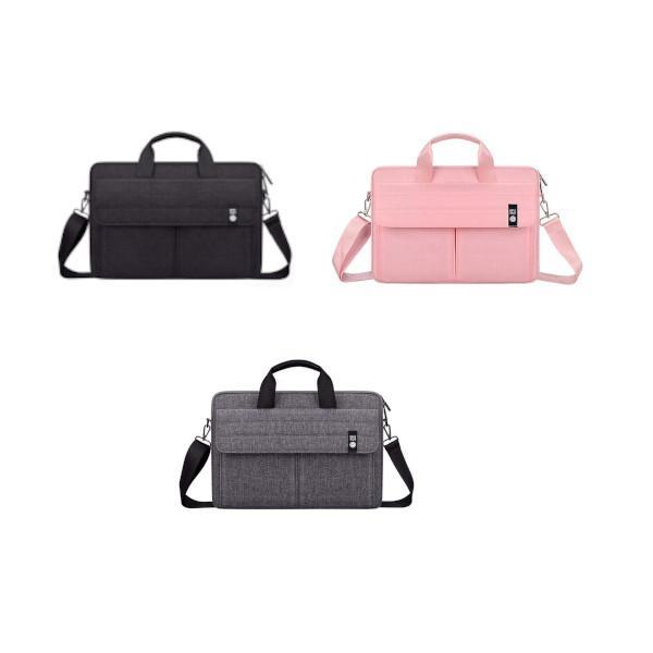 "Laptop Cases & Bags Portable Laptop Bag Sleeve Pouch Bag Carry Case with Shoulder Straps 11.6"" 12.5"""