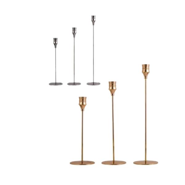 Minimalist Candle Holders Modern Simple Home Decor