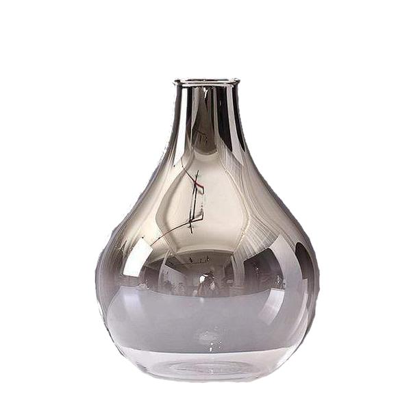 Nordic Glass Vase Modern Home Decor