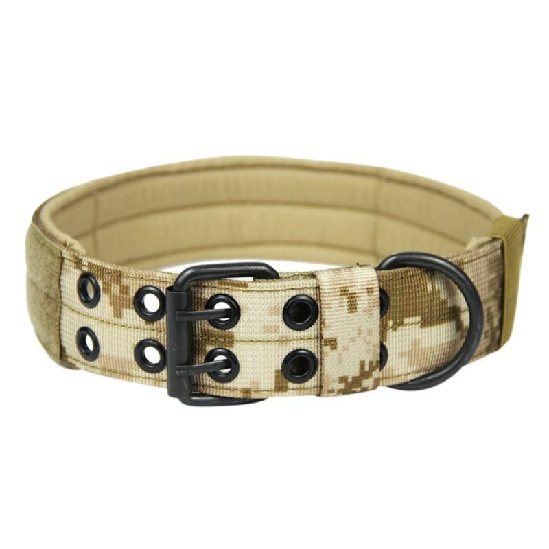 Tactical Comfortable Dog Collars
