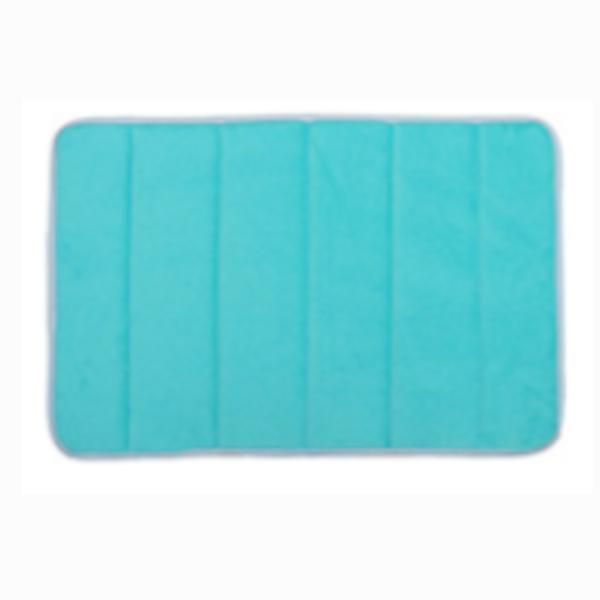 Water Absorbent Memory Foam Soft Non-Slip Bath Mat