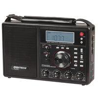 Digitech World Band AM-FM-SW PLL Radio Short Wave Dual Conversion Receiver