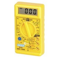 Digitech Low Cost Digital Multimeter Overload Protected For Car or Toolbox