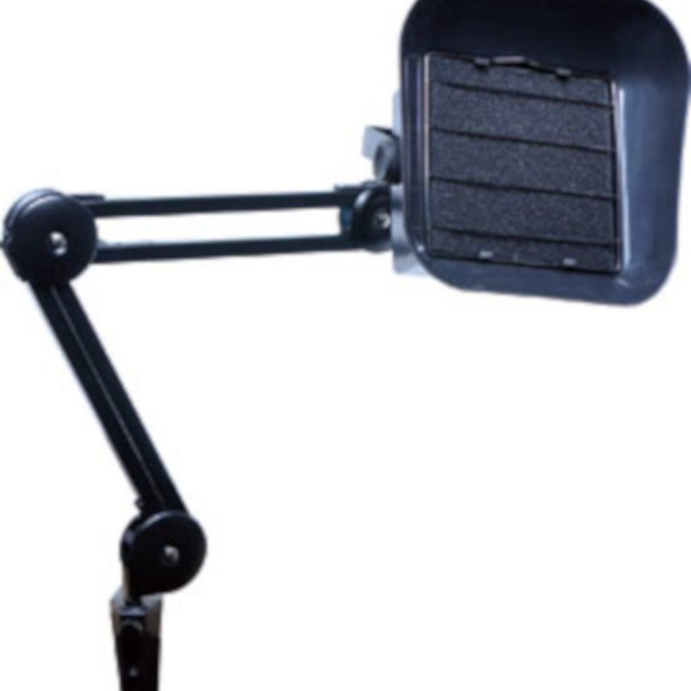 Micron Fume Extractor Desk Swing Arm Includes Two Active Carbon Filters