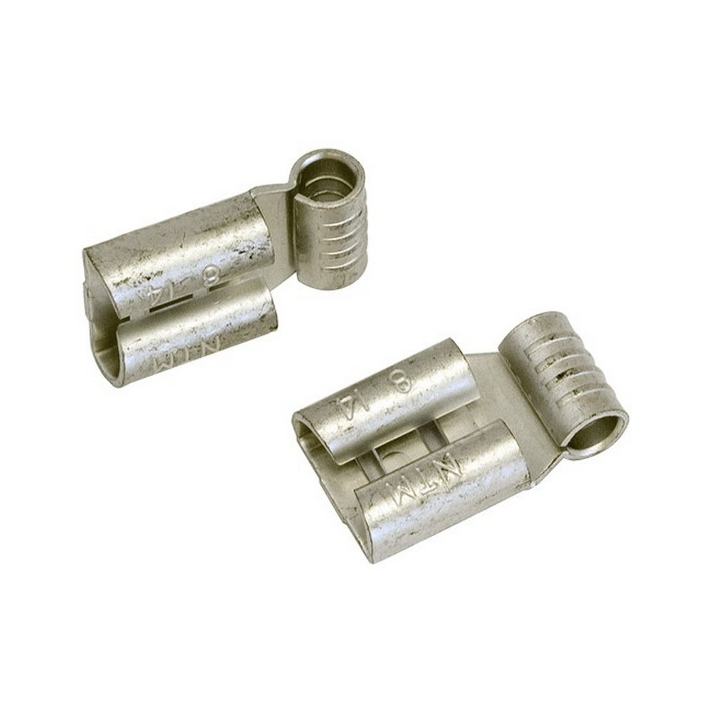 Right Angle Flag Terminal 20PK Brass