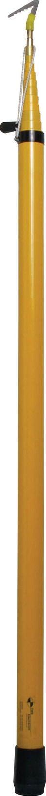 Telescopic Cable Grab Lightweight Fiberglass TCGP48 4.8m TP16 Collapsing Pole T4640