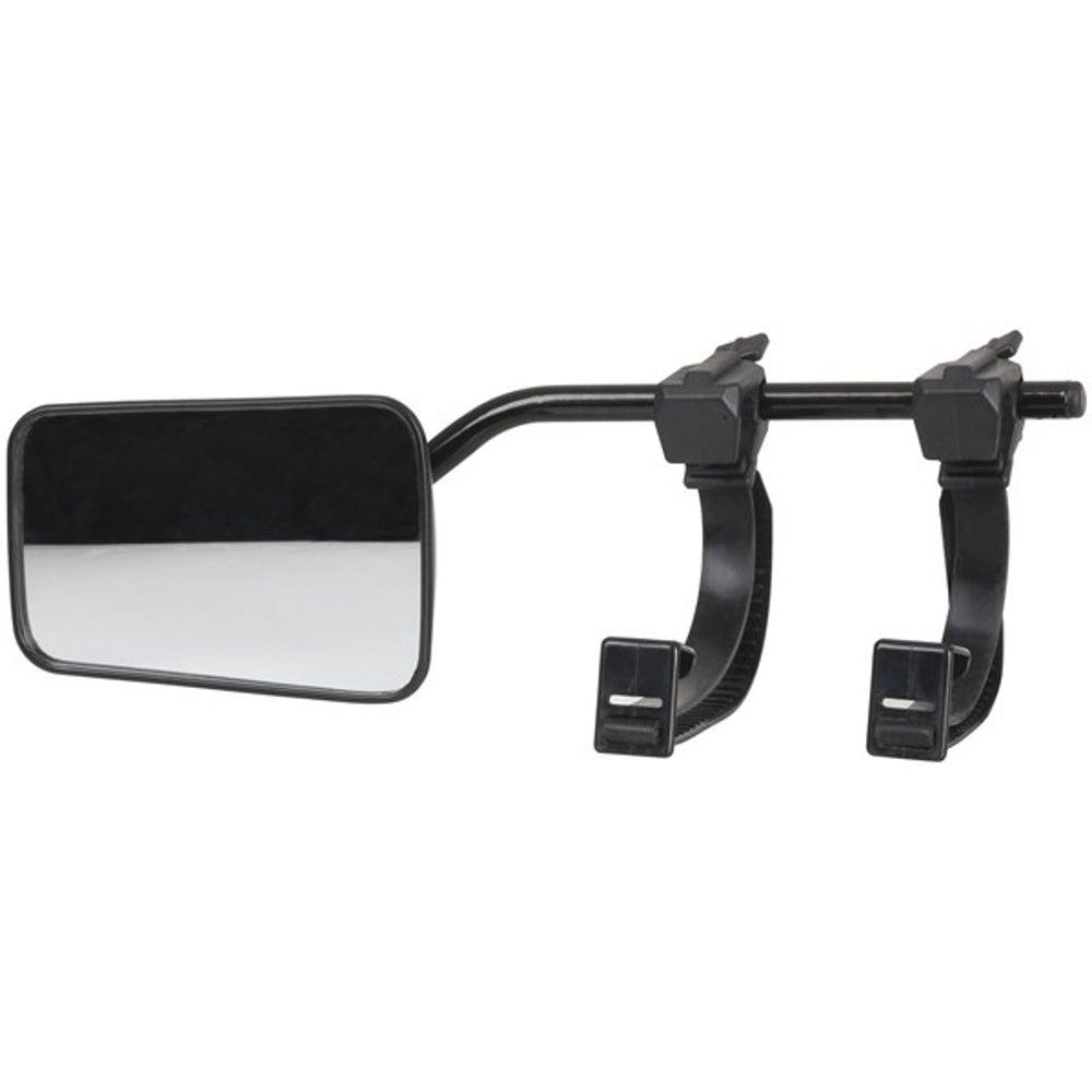 Roadtech Rectangular Convex Towing Mirror for Caravan