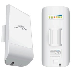 Ubiquiti airMAX Nanostation LOCO M 2.4GHz Indoor Outdoor CPE Point-to-Multipoint