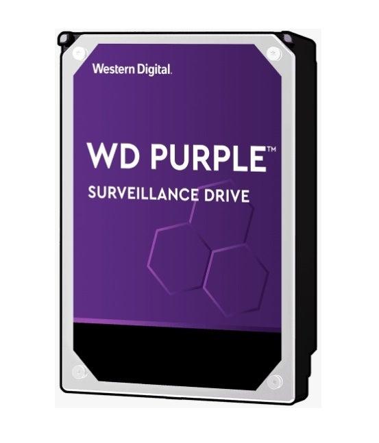 Western Digital WD Purple 2TB Surveillance 3.5Inch SATA3 6Gbps 64MB 5400 RPM