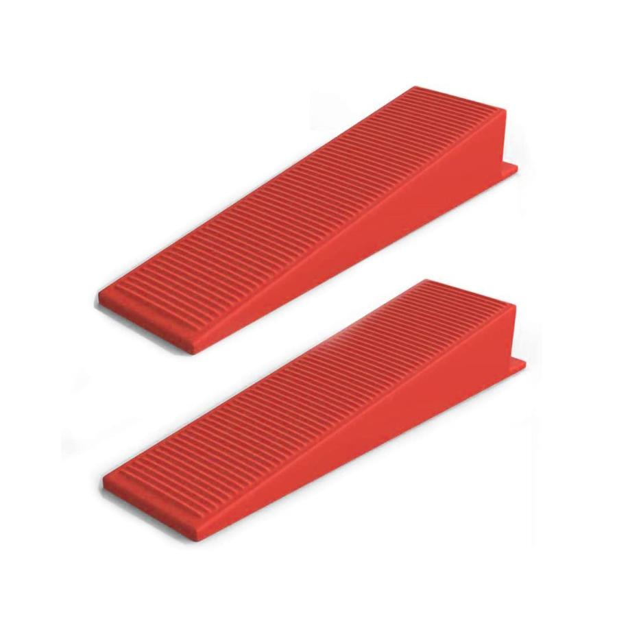 Wedges 200pcs Tile Leveling System Spacer Tiling Tool Floor Wall