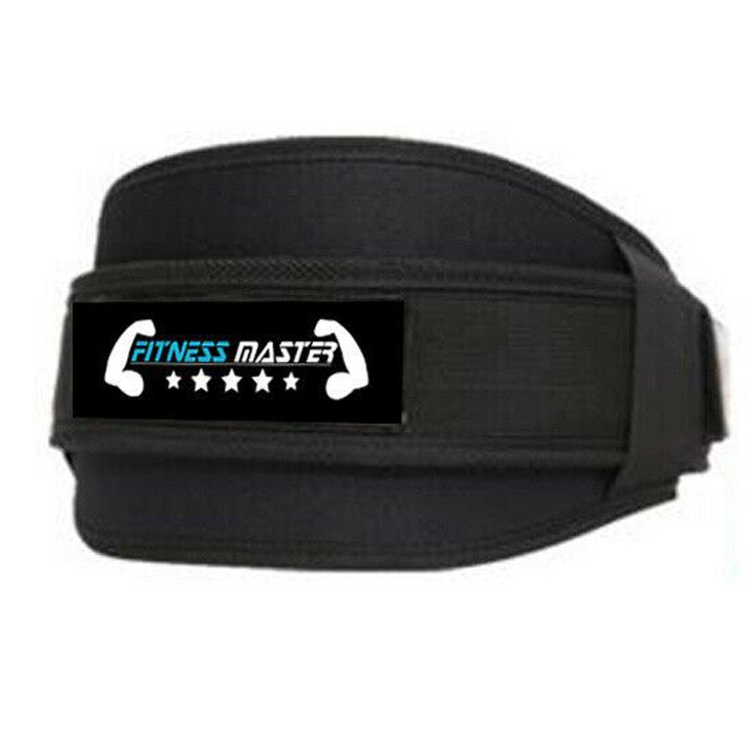 Weight Lifting Belt Body Building Fitness Gym Neoprene Waist Double Back Support