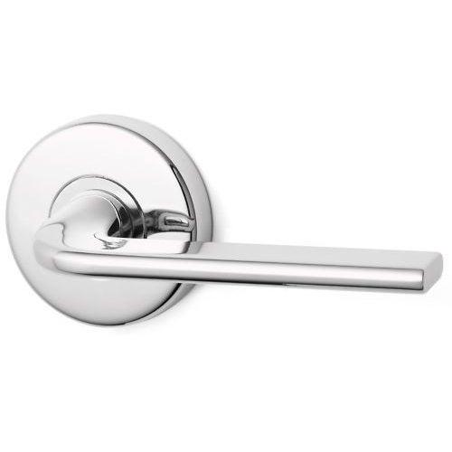 Lockwood Door Handle VEL1/L4CP Velocity Glide L4 Passage Leverset Chrome Plate