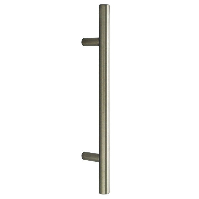 Nidus Cabinet Door Pull CABPRO128PSS 128mm Polished Stainless Steel