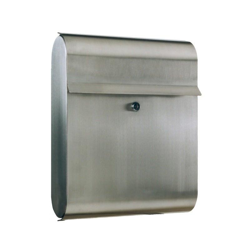 Nidus Galaxy Letterbox GMBANTSS Antares 316 Marine Grade Stainless Steel