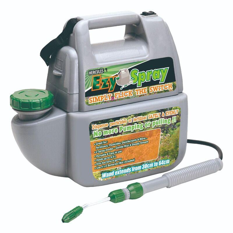 Ezy Spray - 4.5L Portable Automatic Garden Spray