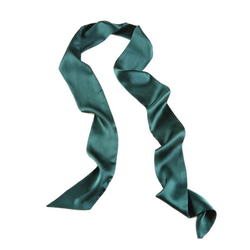 12 Mommes Pure Color SILK Ribbon