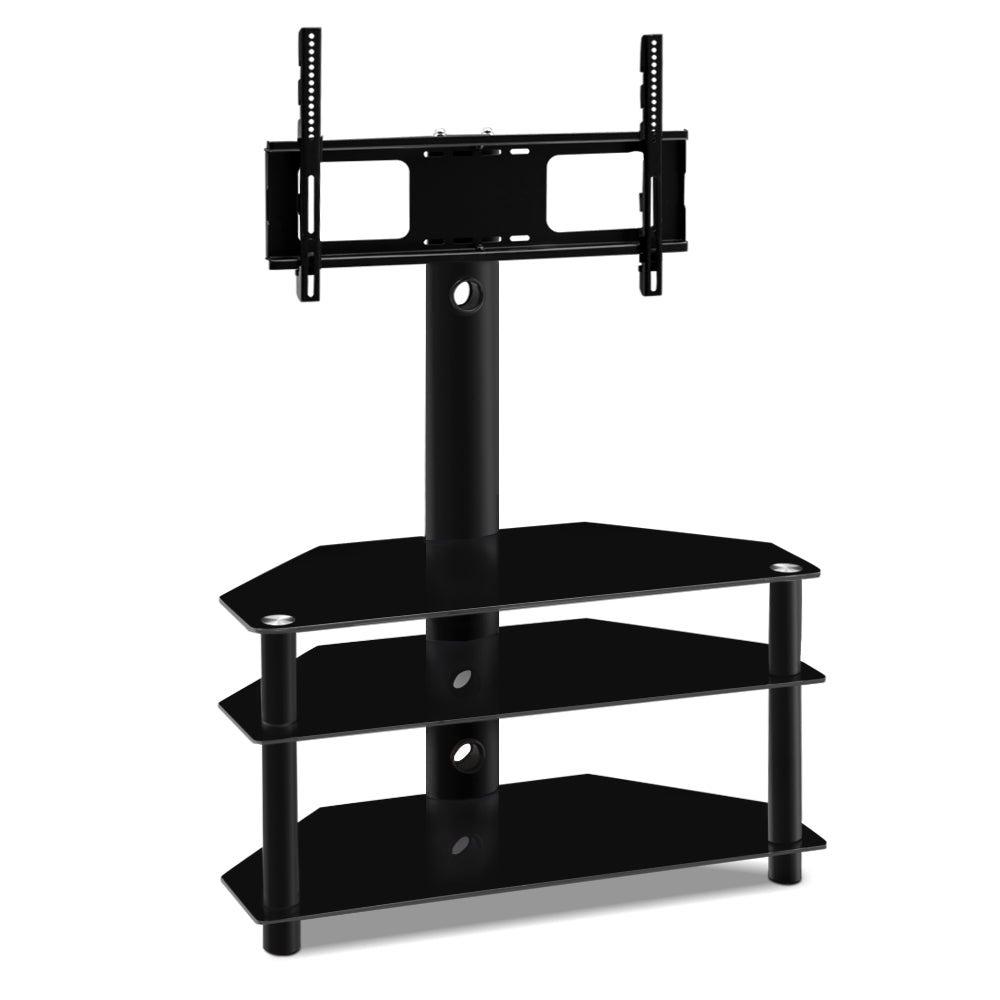 NNEDSZ 3 Tier Floor TV Stand with Bracket Shelf Mount