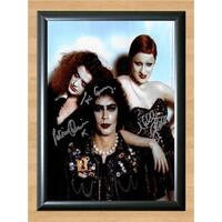 The Rocky Horror Picture Cast Signed Autographed Photo Poster Print Memorabilia