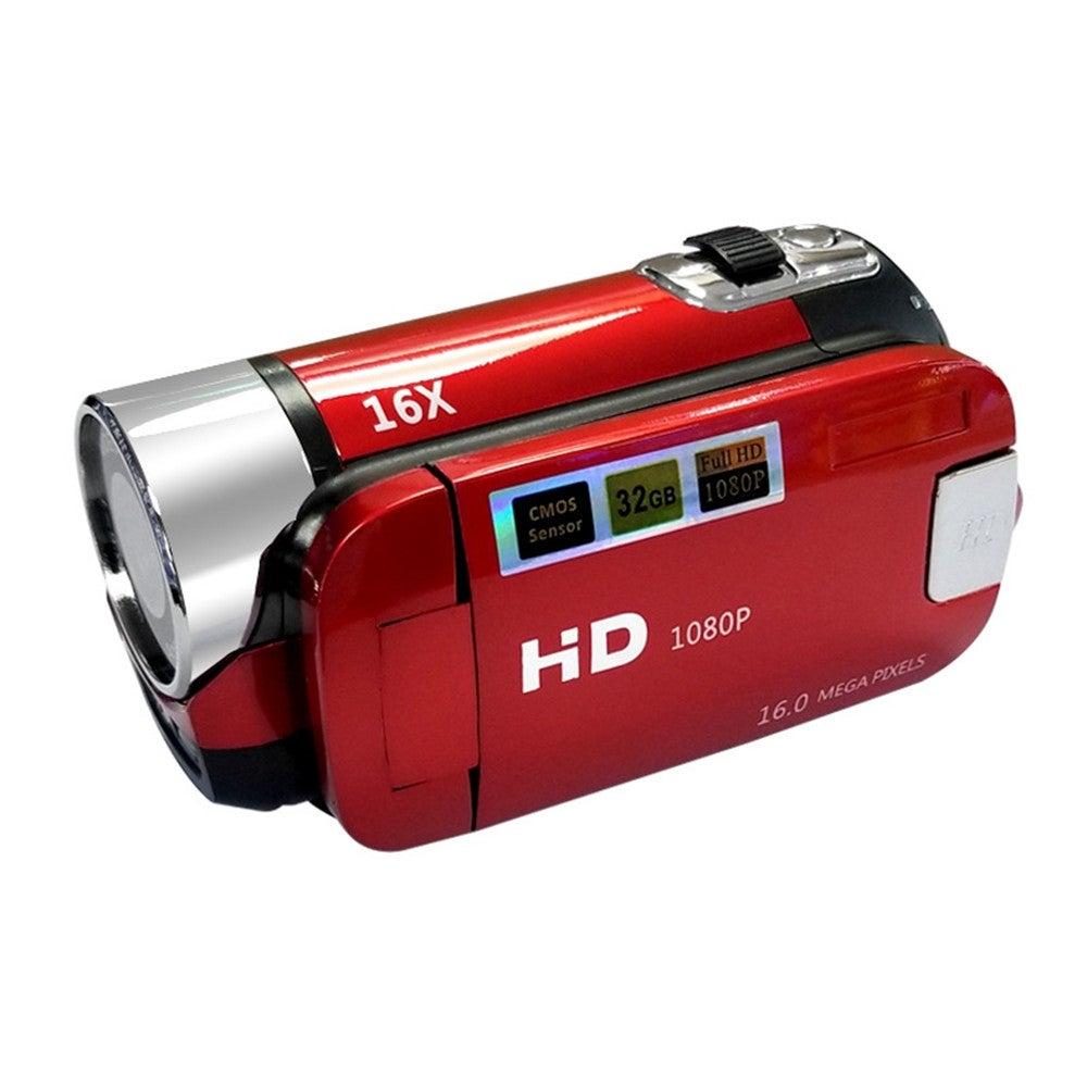 1080P HD 16 Million Pixel DV Camcorder 2.7 Inch Screen 16X Night Shoot Zoom Digital Video Camera