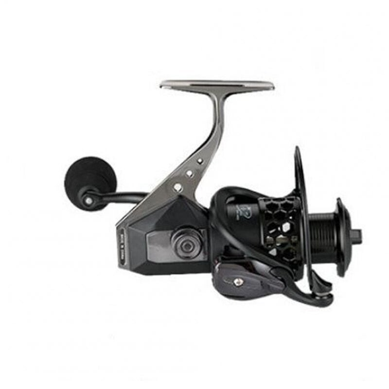14+1BB axis Oxidized All-metal Wire Cup Spinning Wheel Reel Fishing Reel Fishing Equipment 1000 series