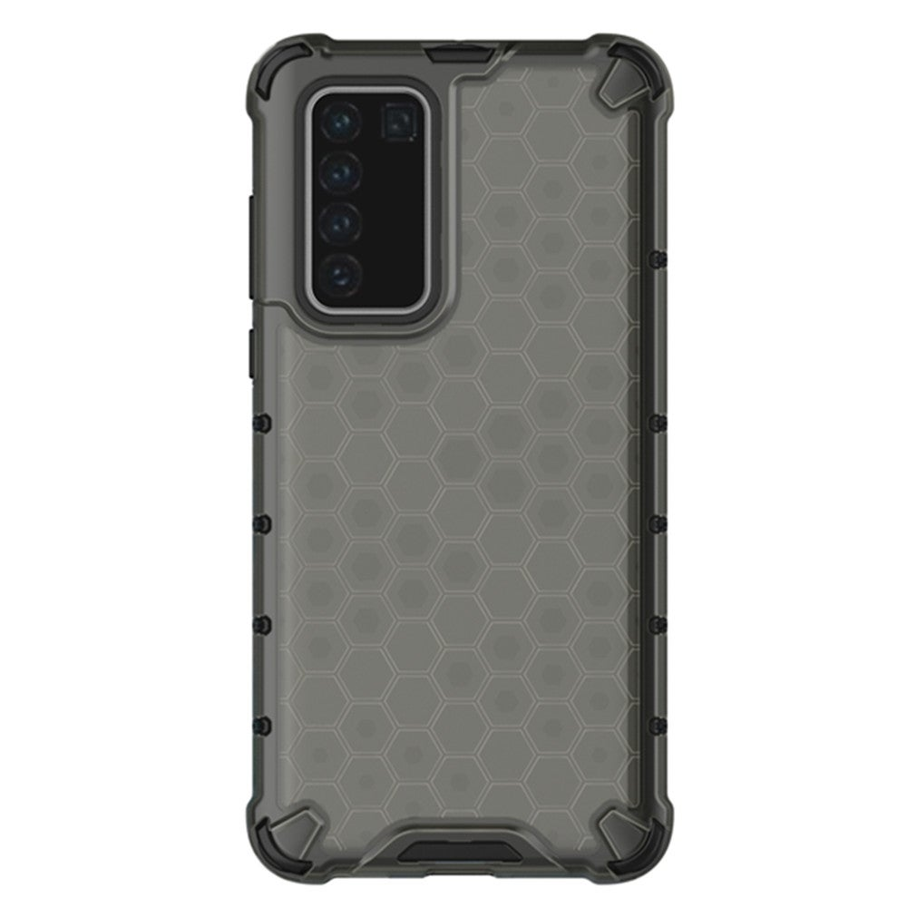 2PC Armor Case for Huawei P30 Lite Hard PC Shell Phone Case Cover