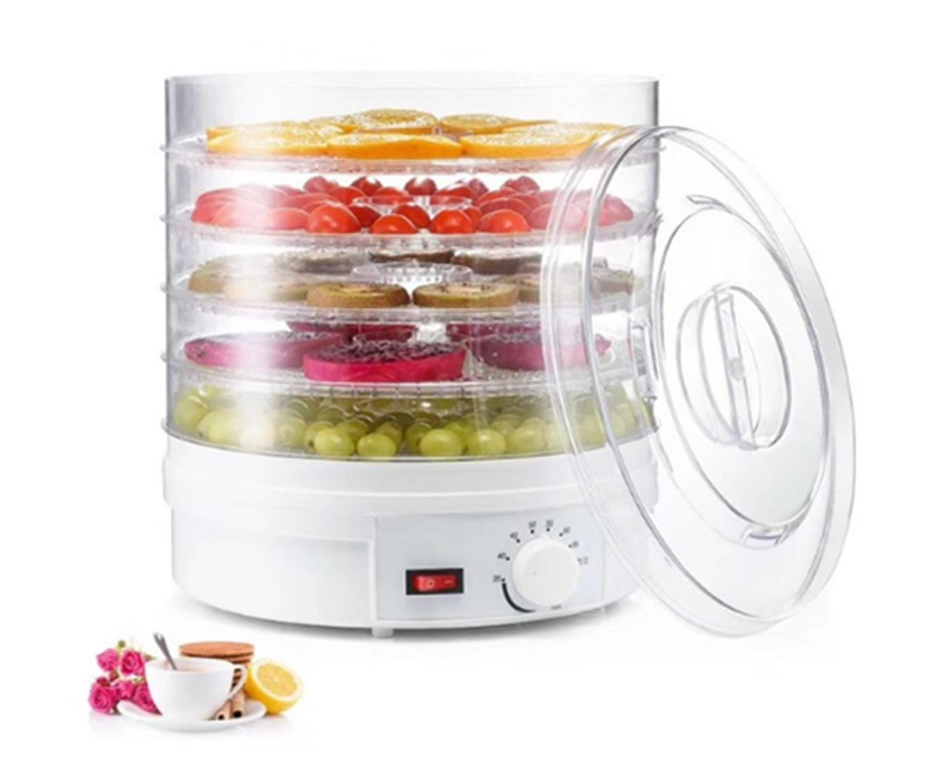 Dried Fruit Machine Household Fruit and Vegetable Meat Food Dehydration Dryer Medicinal Material Drying Machine