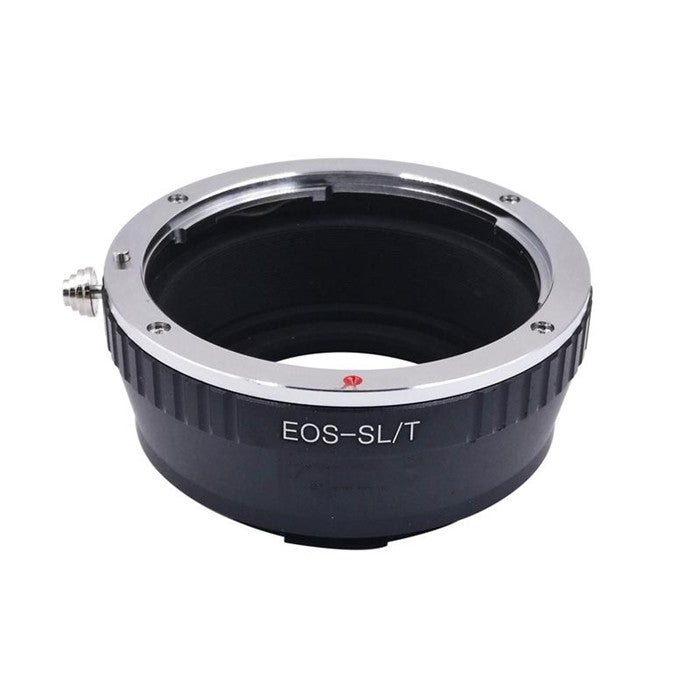 EOS-SL/T Lens Adapter Ring for Canon EOS Lens to for Leica LT/SL Mirrorless Digital Camera Body