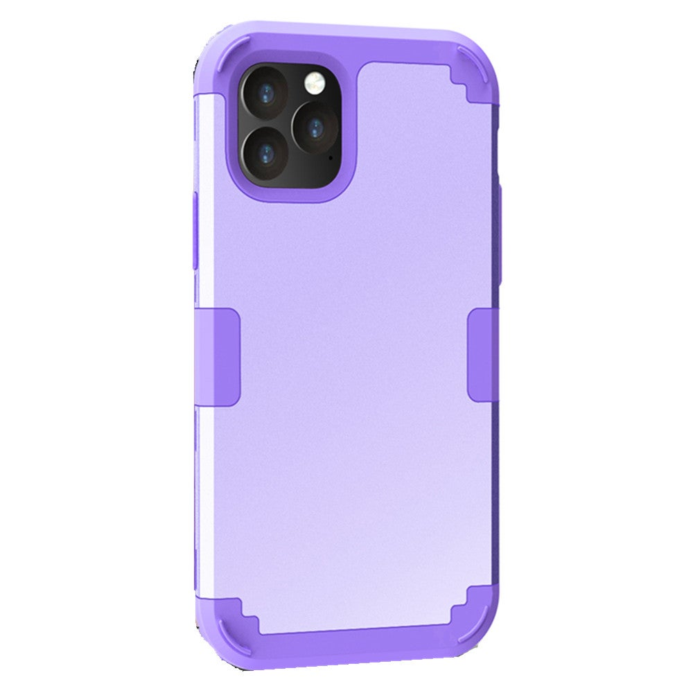 For iPhone XR Back Case Safe Shockproof Silicone PC Phone Shell Back Cover for Apple iPhone XR Full Protective Case