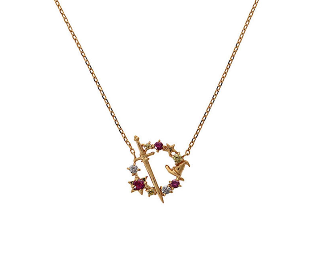 Lady Harry Potter Necklace - 1