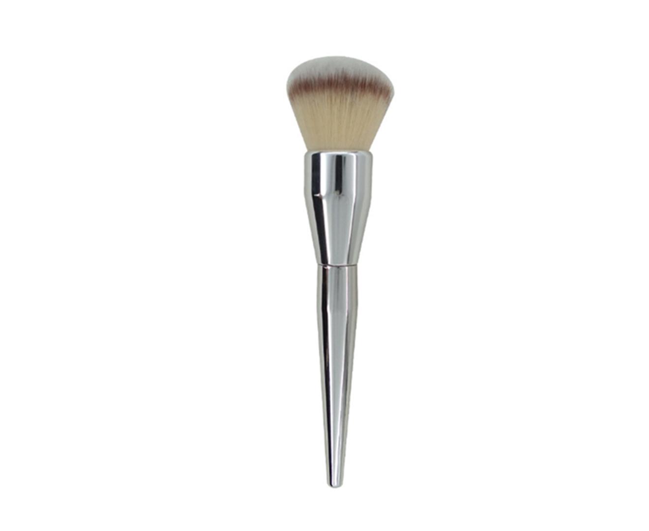 Powder Makeup Brush,Contouring Natural Dense Bristles Professional Face Brush - 1
