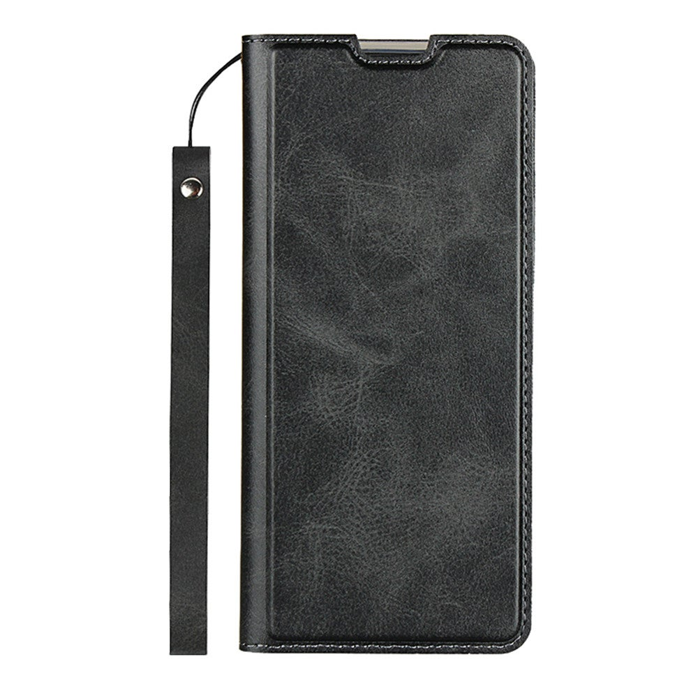 Premium PU Leather Cover Flip Case for Sony Xperia 10 II Ultra-Thin Magnetic Adsorption Cover Case for Sony 10 II Business Bags