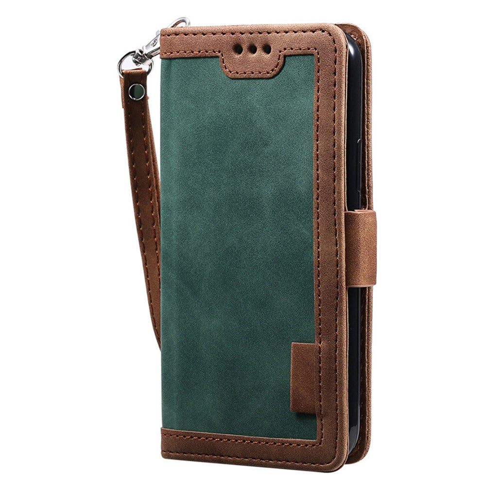 PU Leather Flip Wallet Case for Xiaomi Mi Redmi Note 8T Card Magnetic Stand Holder Phone Bags Cover Etui